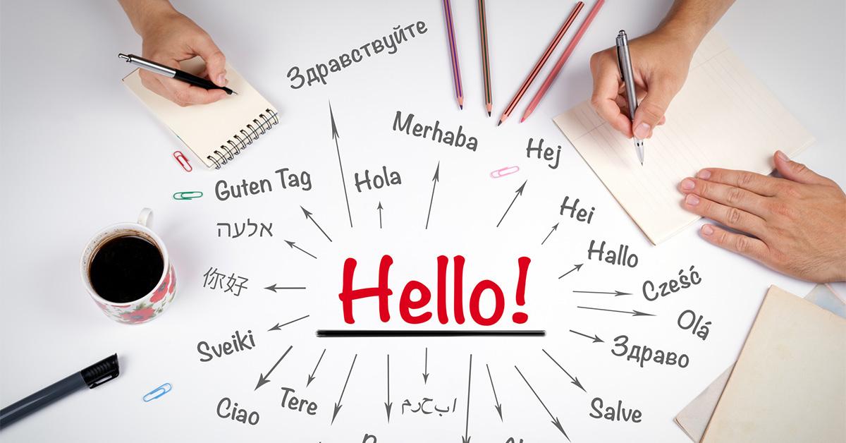 JAZYKY, JAZYKY, JAZYKY a zase jazyky … potřebujeme je?