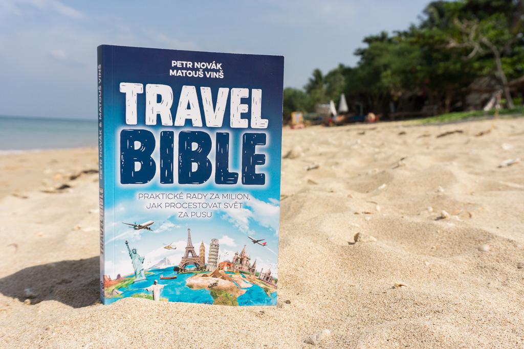 Travel Bible v ráji, pláž na ostrově Ko Lanta