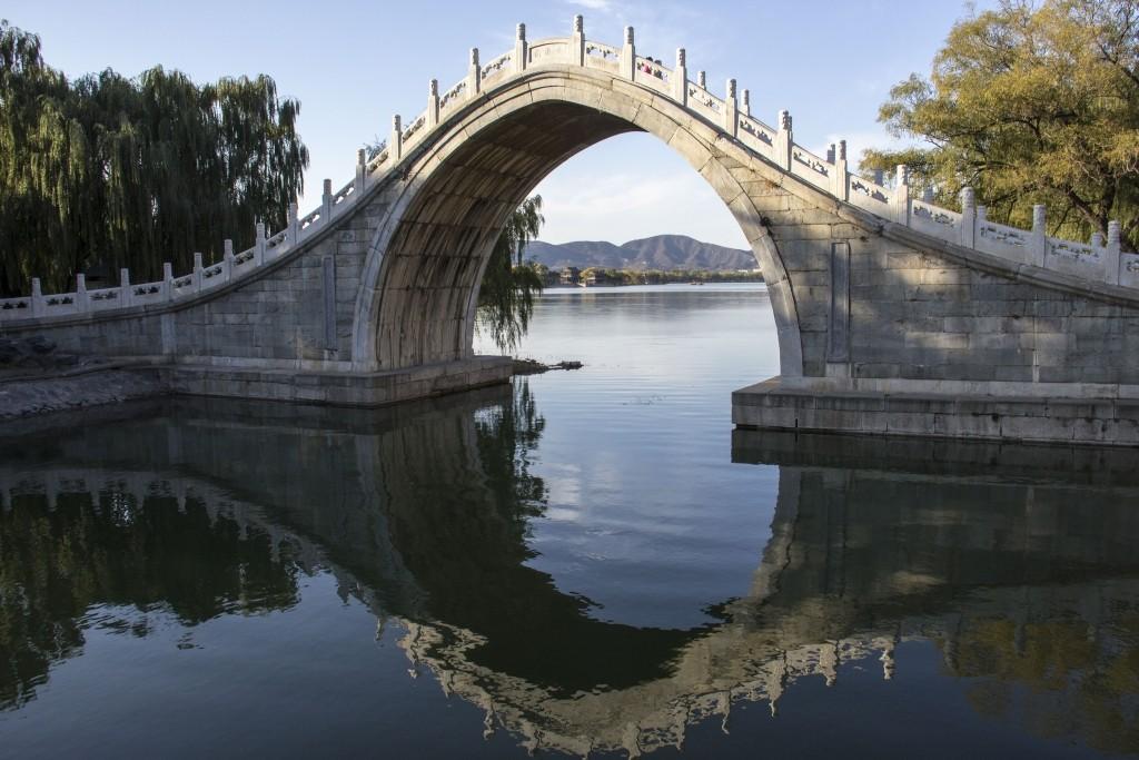 Summer Palace v Pekingu