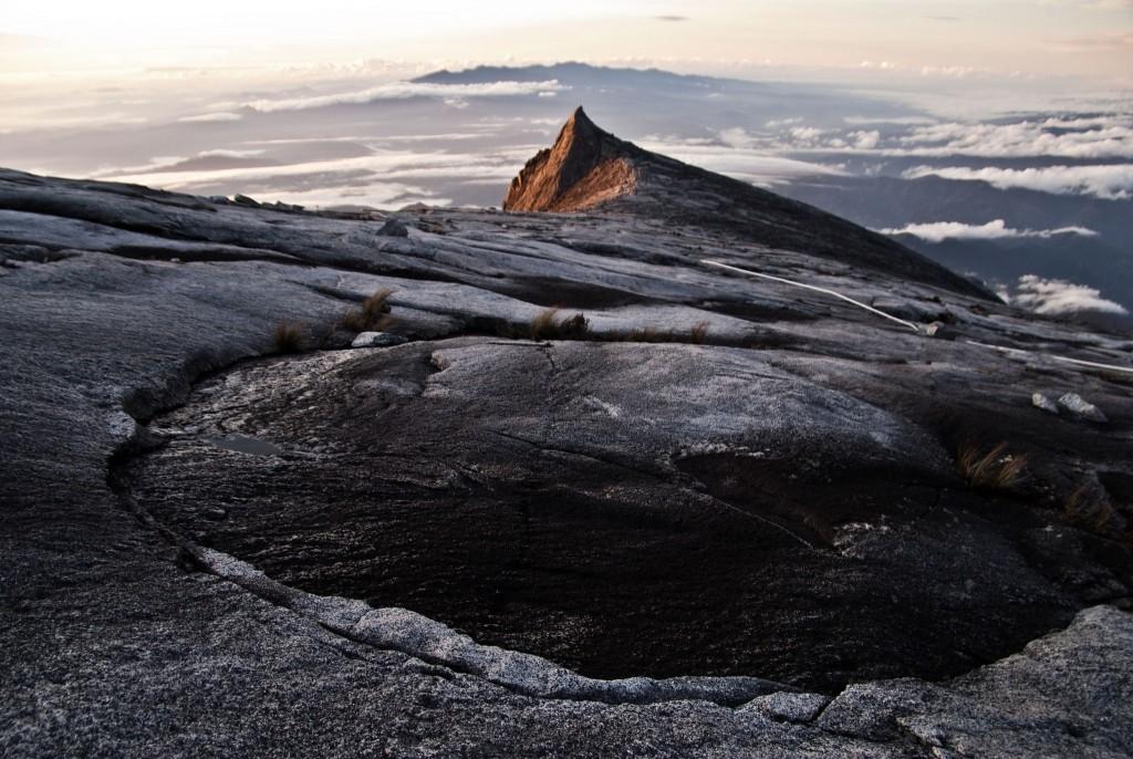 Výstup na Kinabalu (Borneo) 4095 m nad mořem