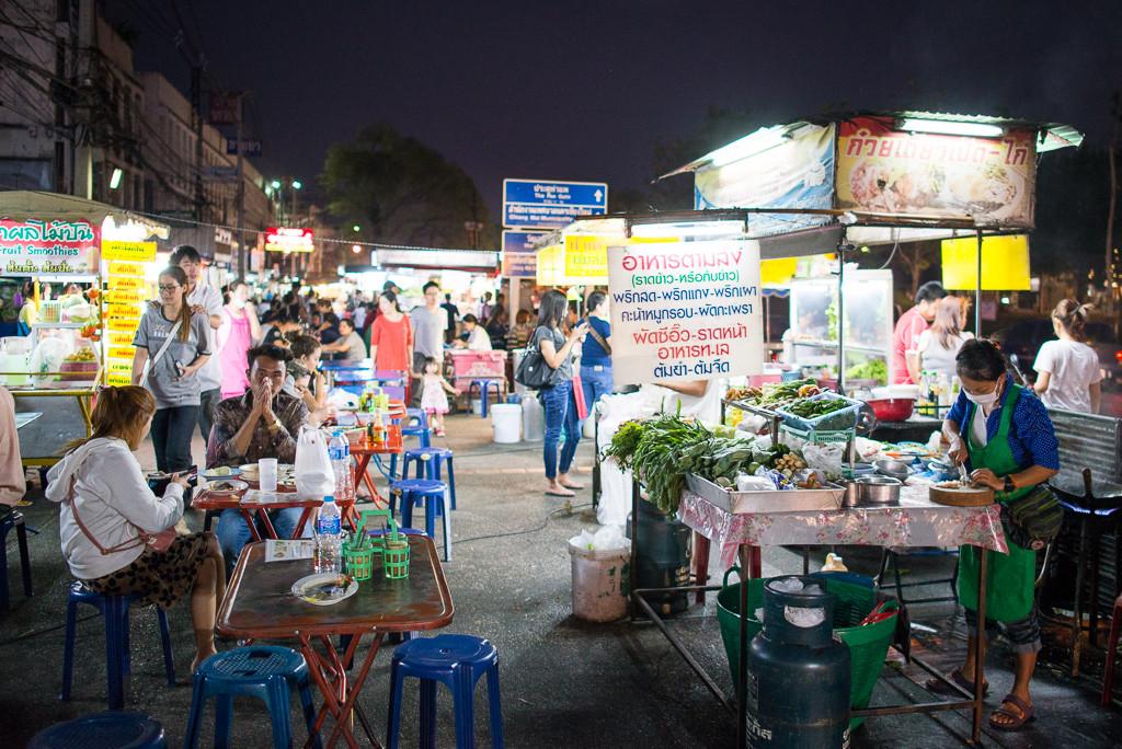 Streetfood, Chiang Mai