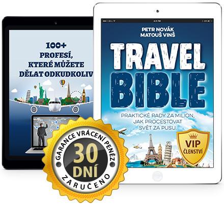 Koupit e-book Travel Bible a členství
