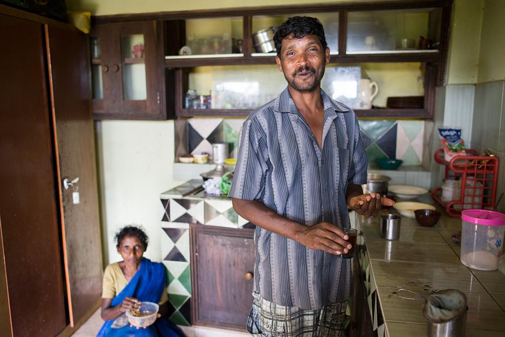 Workaway na čajové farmě na Srí Lance