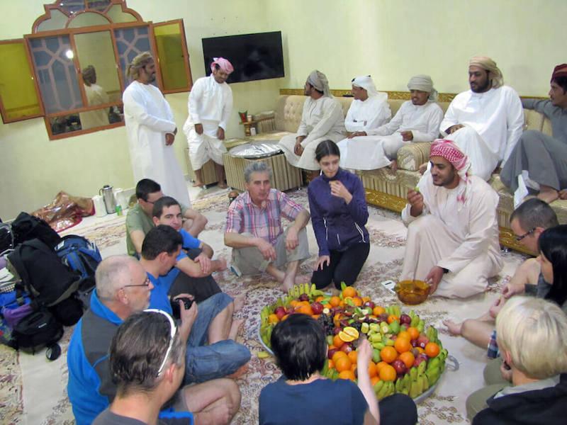 Ománská svatba