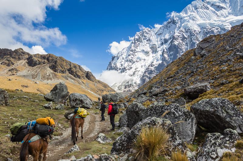 Trek v Peru