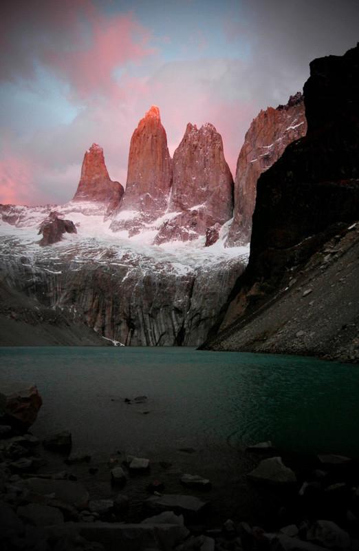 Torres del Paine v Chile