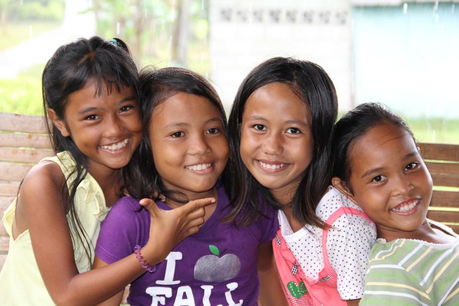 Ostrov Pamilacan u Boholu, Filipíny