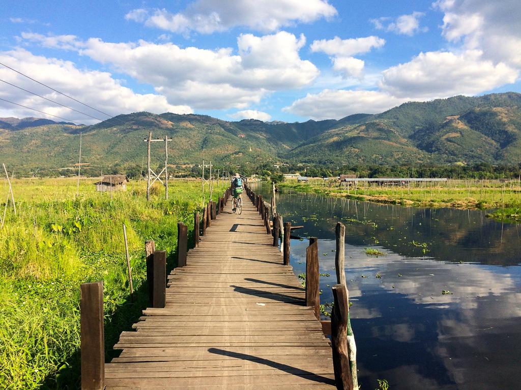 Inle Lake, Barma
