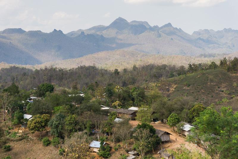 Národní park Sri Lana