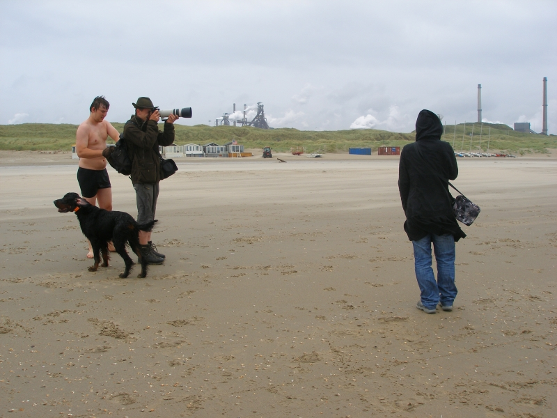 Koupačka na pláži –Pavla