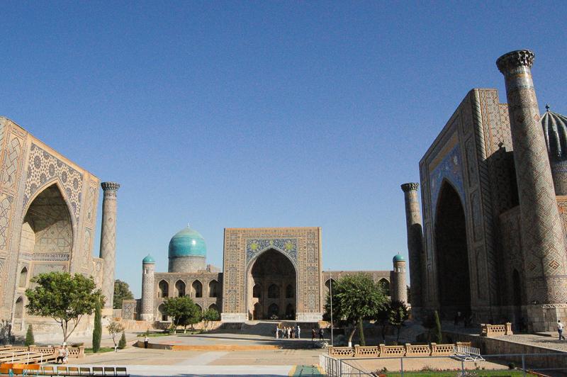Samarkand, Uzbekistán