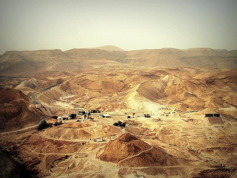 Izrael –Ein Bokek
