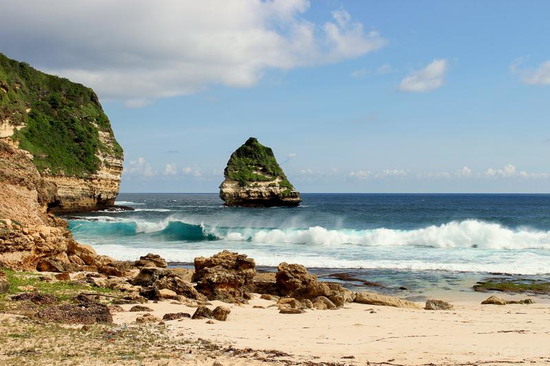 Skrytá pláž Tunak