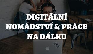 Online kurz digitálního nomádství