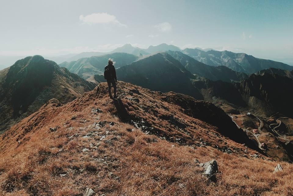 U nejvyšší hory Rumunska