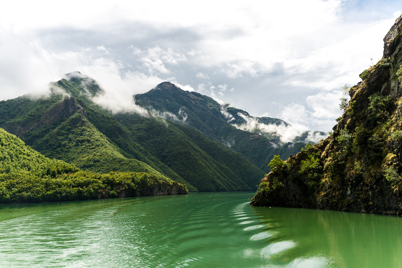Komanská přehrada, foto: Filip Veškrna