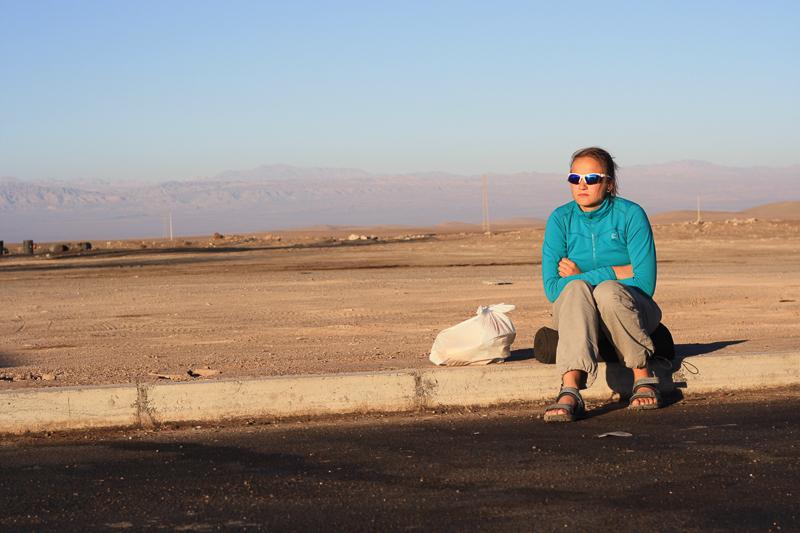 Na severu Chile