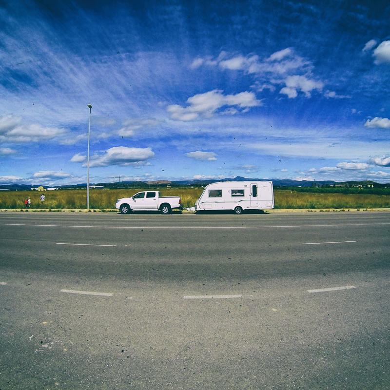 caravan-side