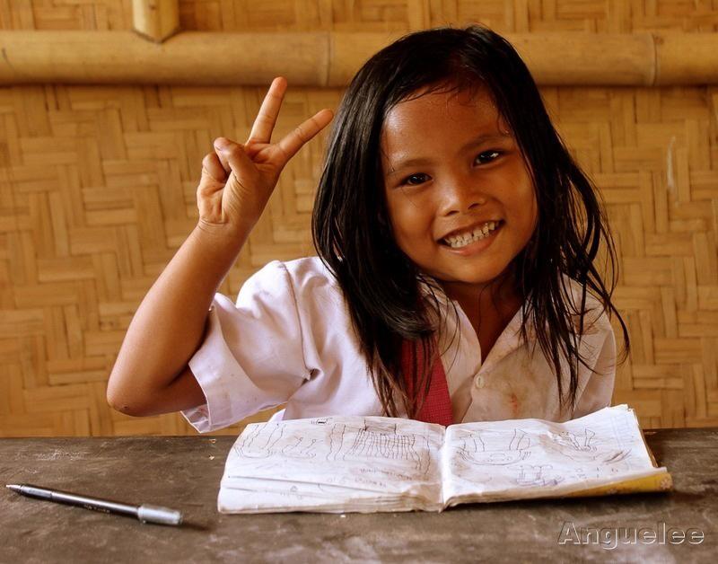 Bezprostřednost malých Indonésanů si prostě zamilujete
