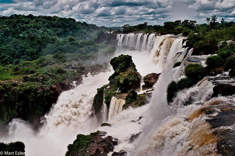 Vodopády Iguazu – Argentina