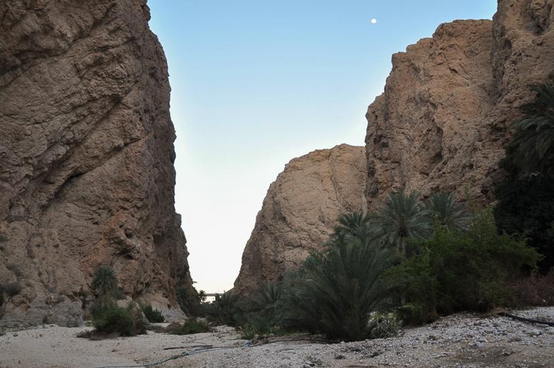 Wadi Shab, foto: Michaela Studená