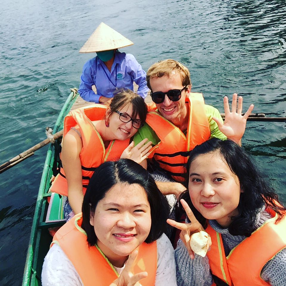 Naše vietnamské kamarádky