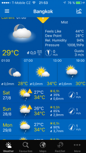 Weather Pro 3