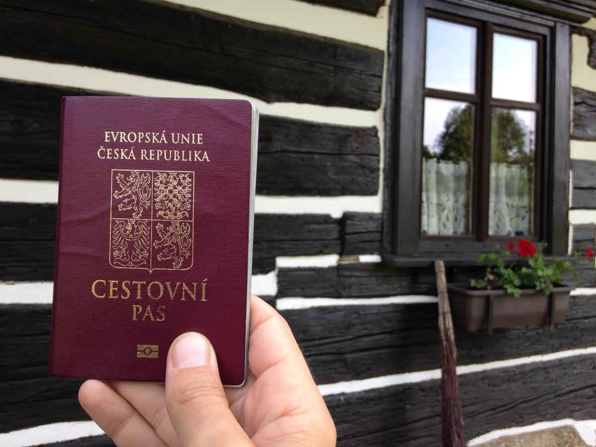 Základem jsou správná víza