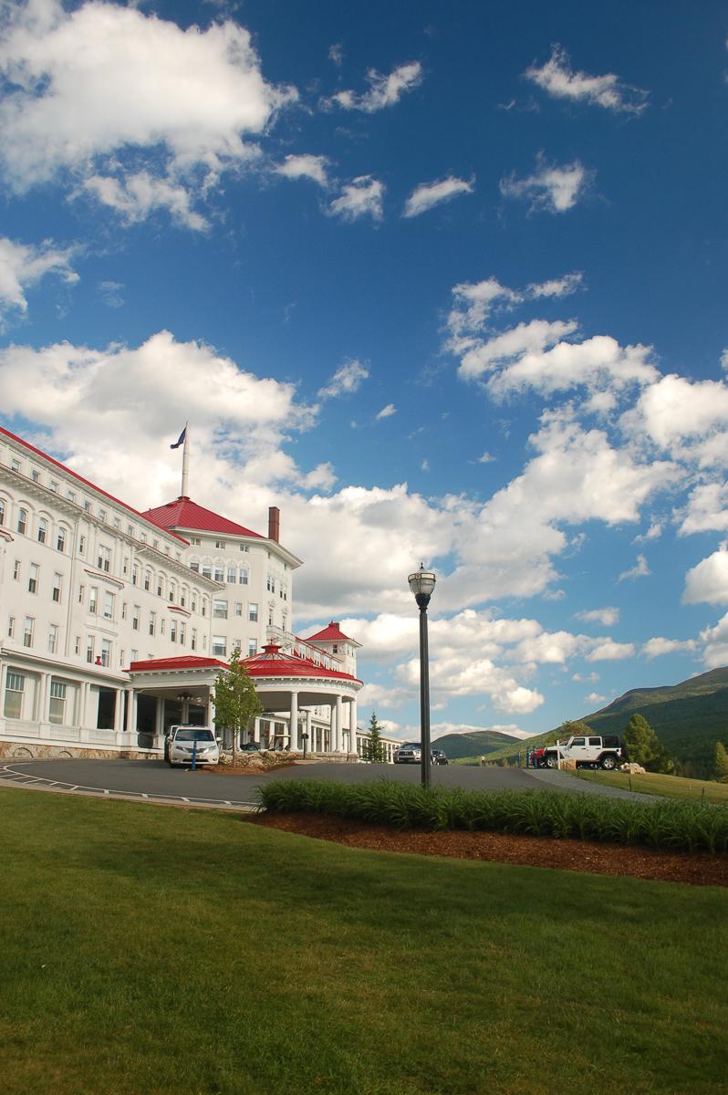 Můj zaměstnavatel Omni Mount Washington Resort v New Hampshire