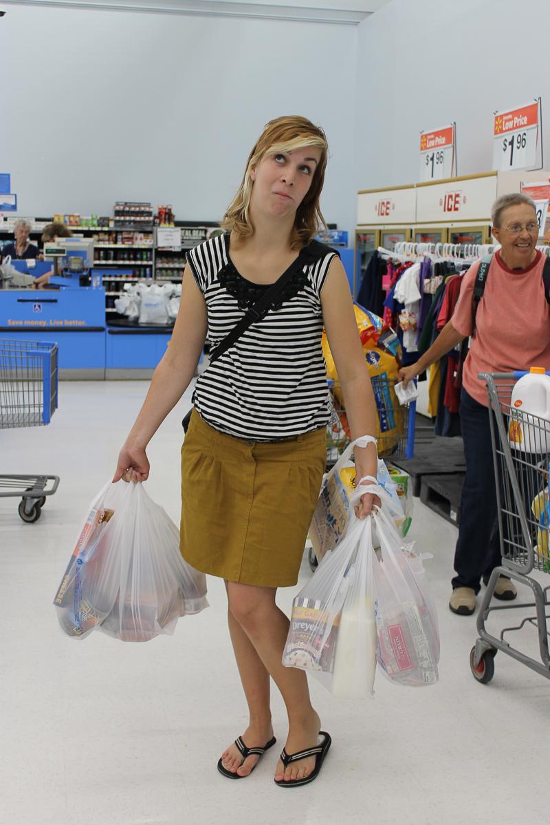 Americké nákupy