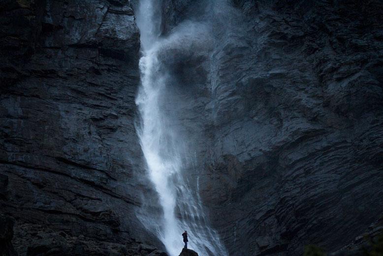 Takkaw Falls, Kanada