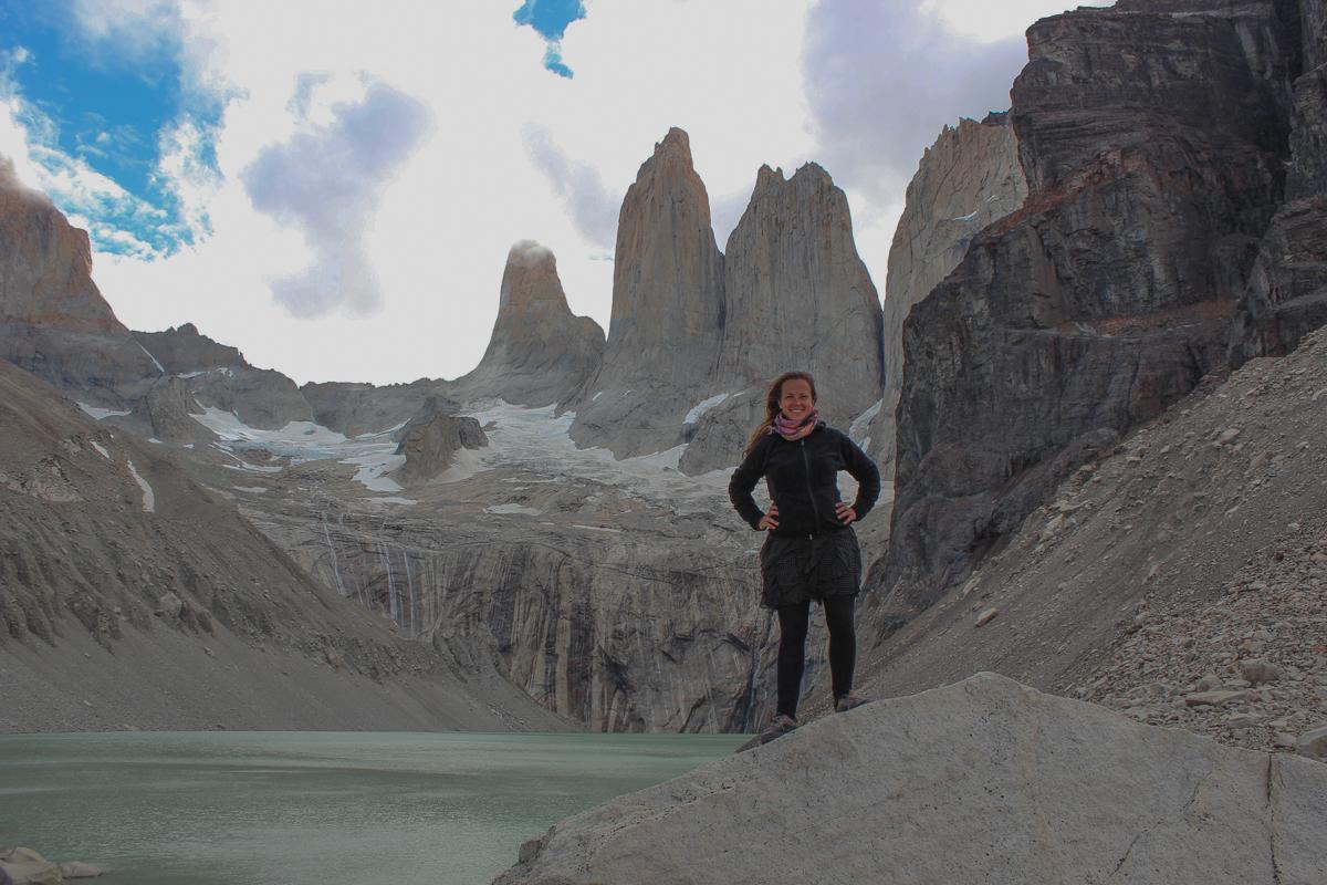Chille - Torres del Paine