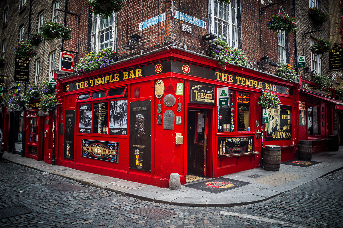 Dublin – Temple Bar