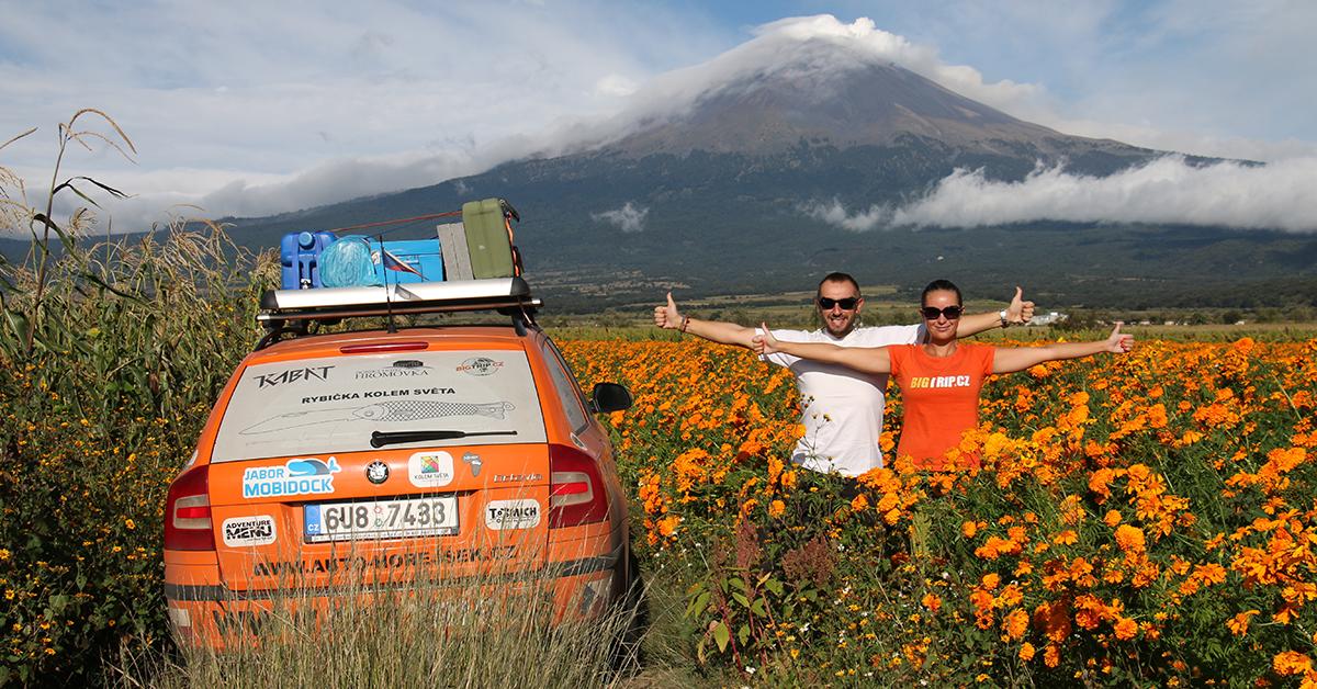 BigTrip.cz: S oktávkou kolem světa a s rozbitým sklem přes půl Afriky