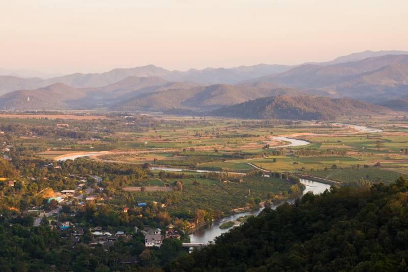 Severní Thajsko –Thaton