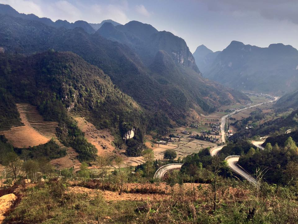 Oblast Ha Giang na severu Vietnamu