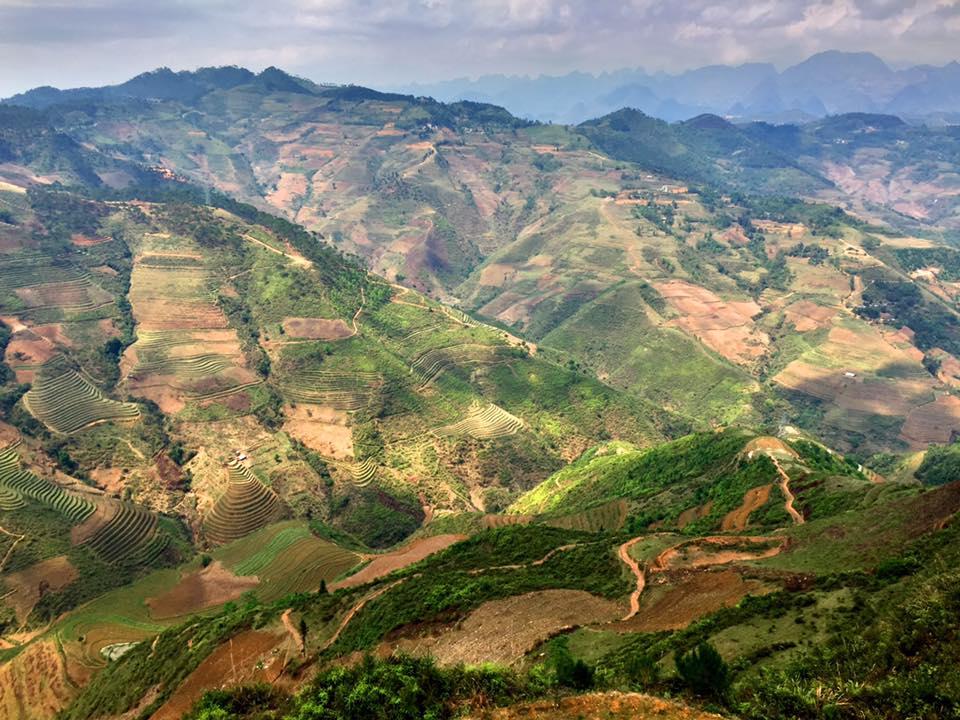 Oblast Ha Giang ve Vietnamu