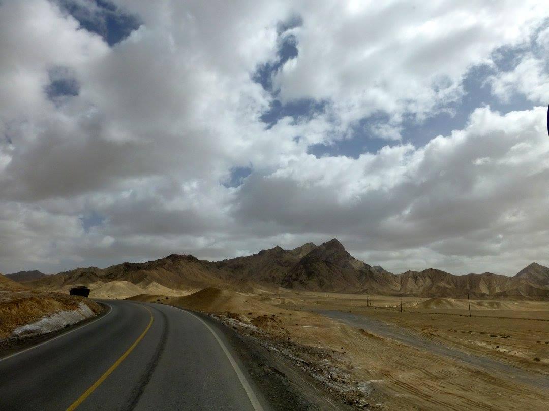 Čína – poušť Gobi