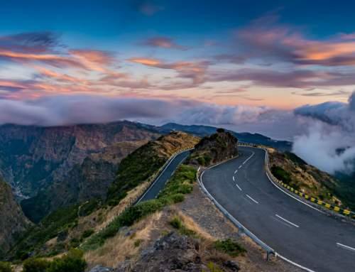 Madeira – ostrov věčného jara, kde nevyjdete z úžasu