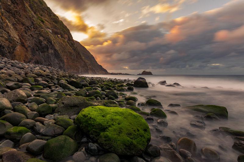 Panenský půvab severní části ostrova