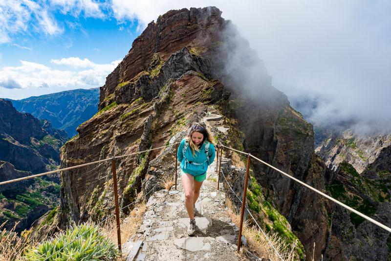 Výšlap na nejvyšší horu ostrova je celodenní záležitost a rozhodně velký zážitek
