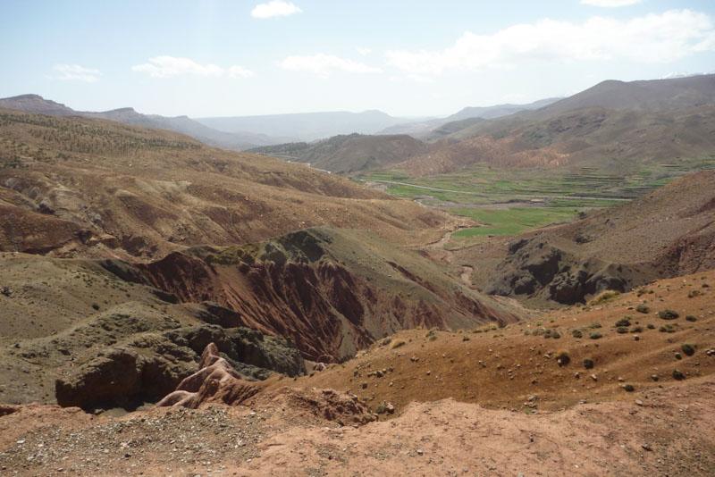 Krajina v Maroku je nezapomenutelná