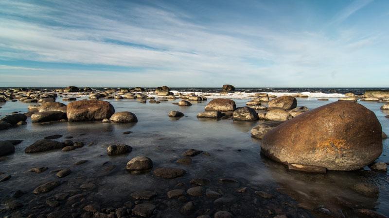 Baltské pláže