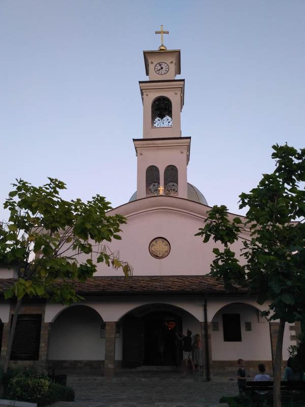 Kostel Bulharsko