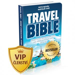 travel bible kniha