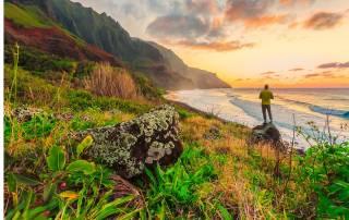 <b>Havajské ostrovy – nekonečné léto, sopky a slepice</b>