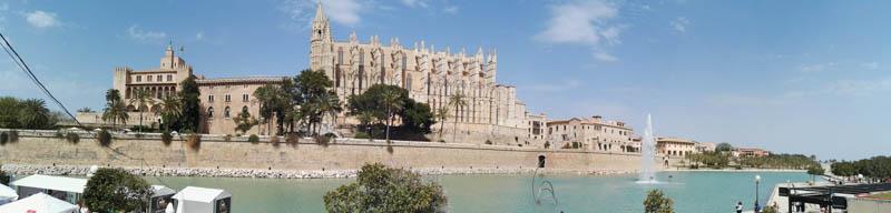 Katedrála Palma de Mallorca
