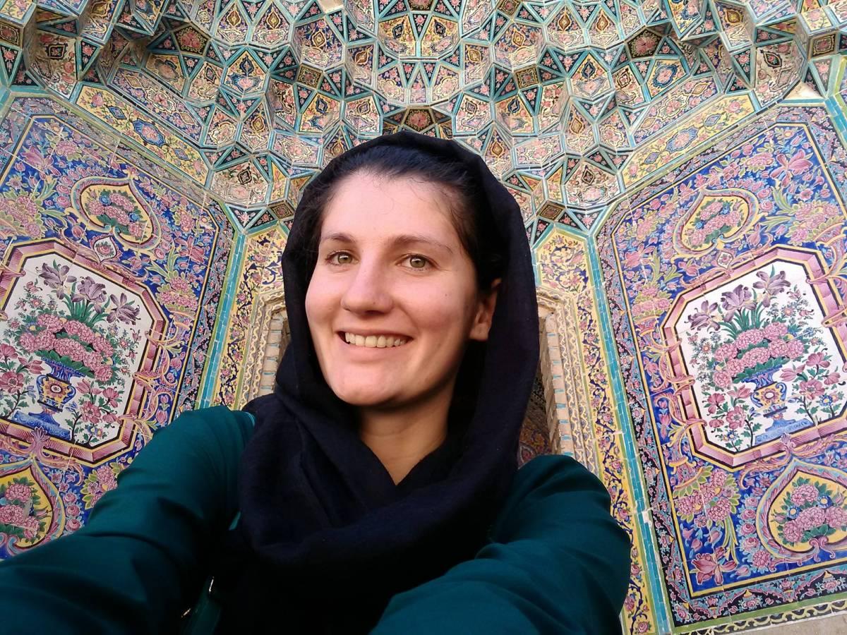 Pavla Trávníčková: O životě na Jávě, cestování v Íránu i zodpovědném cestování