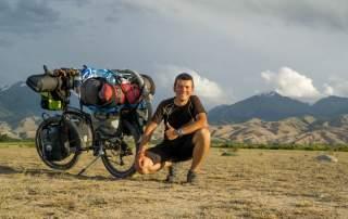 expedice na kole kolem sveta