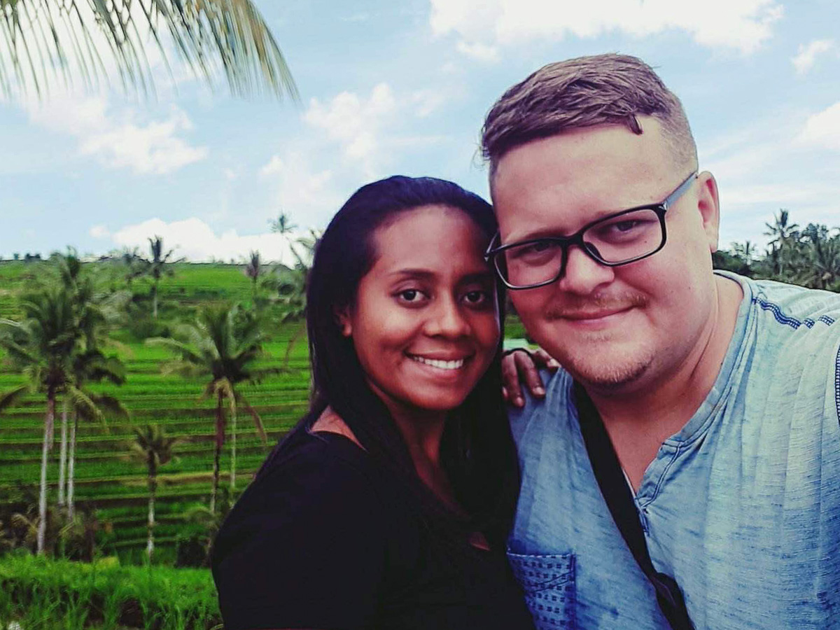 David Lörincz: O životě na Bali, práci na dálku i vztahu s Indonésankou